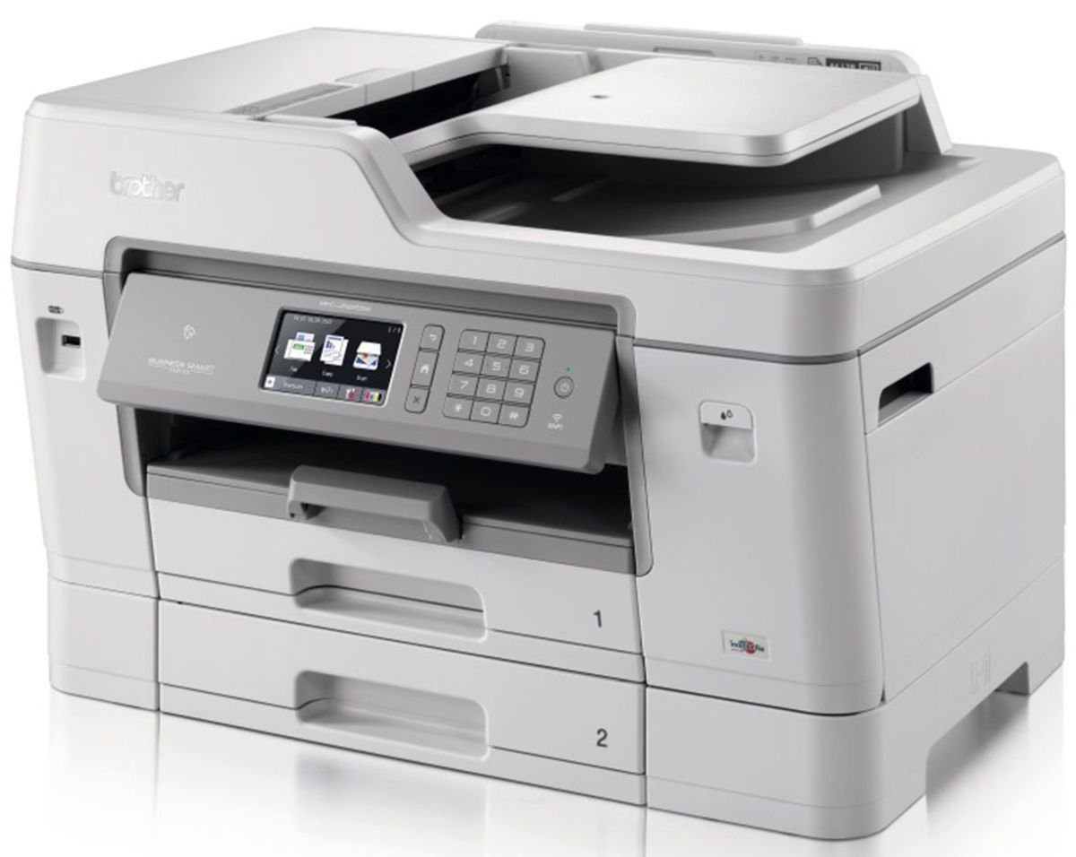 Brother Tintenstrahl-Multifunktionsdrucker »MFC-J6935DW DIN A3 4in1 Multifunktionsdrucker«