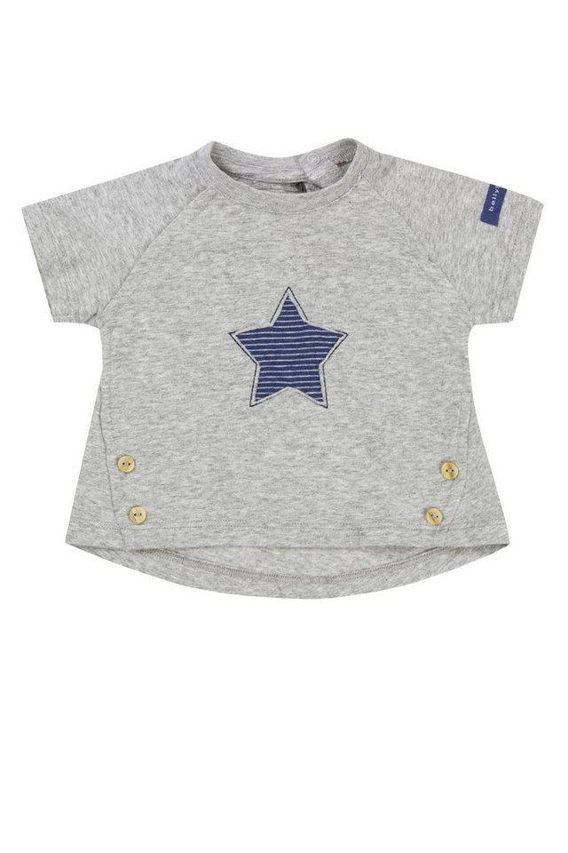 BELLYBUTTON Babyshirt mit Print 1 in silver melange