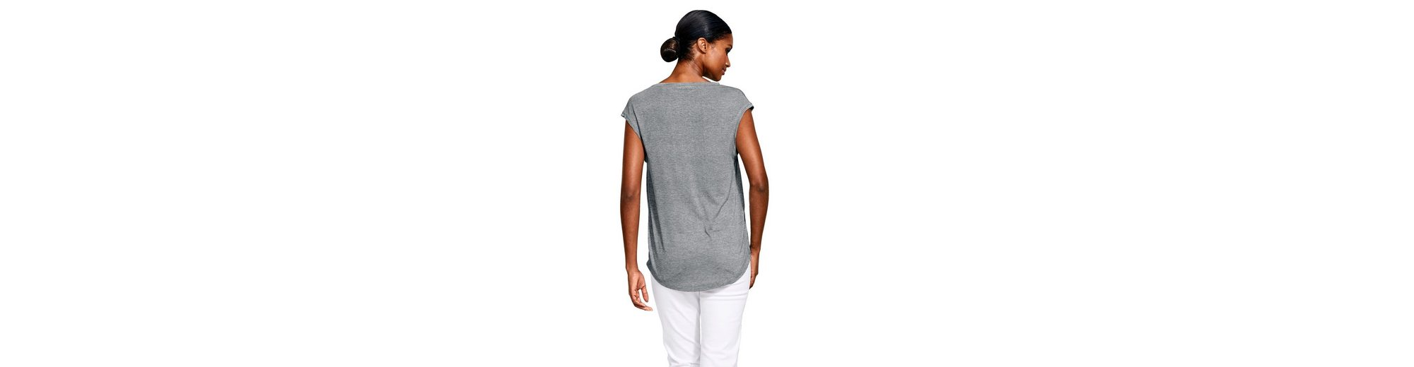 Alba Moda Shirt mit Rosenprint Auslass Günstiger Preis 2018 Günstiger Preis zATf9JDY