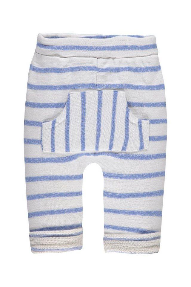 BELLYBUTTON Hose für Babys mit Kangaroo-Tasche, gestreift 1 in stripe/multicolored