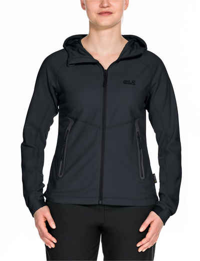 Jack Wolfskin Fleecejacke »EXOLIGHT DYNAMIC HOODED JACKET« Sale Angebote Grunewald