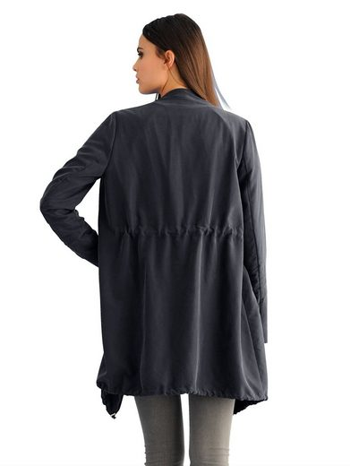 Alba Moda Mantel in sommerlich leichter Qualität
