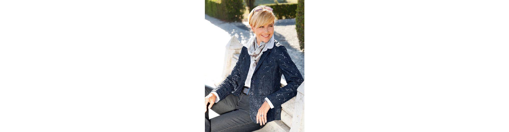 Verkauf Erstaunlicher Preis Freies Verschiffen Billig Mona Blazer aus Lederimitat Ausgezeichnet Webseiten Outlet Rabatt SAMn3A