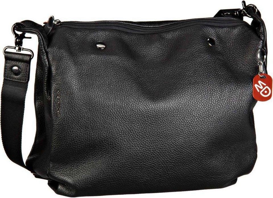 Mandarina Duck Mellow Leather Handbag in Black