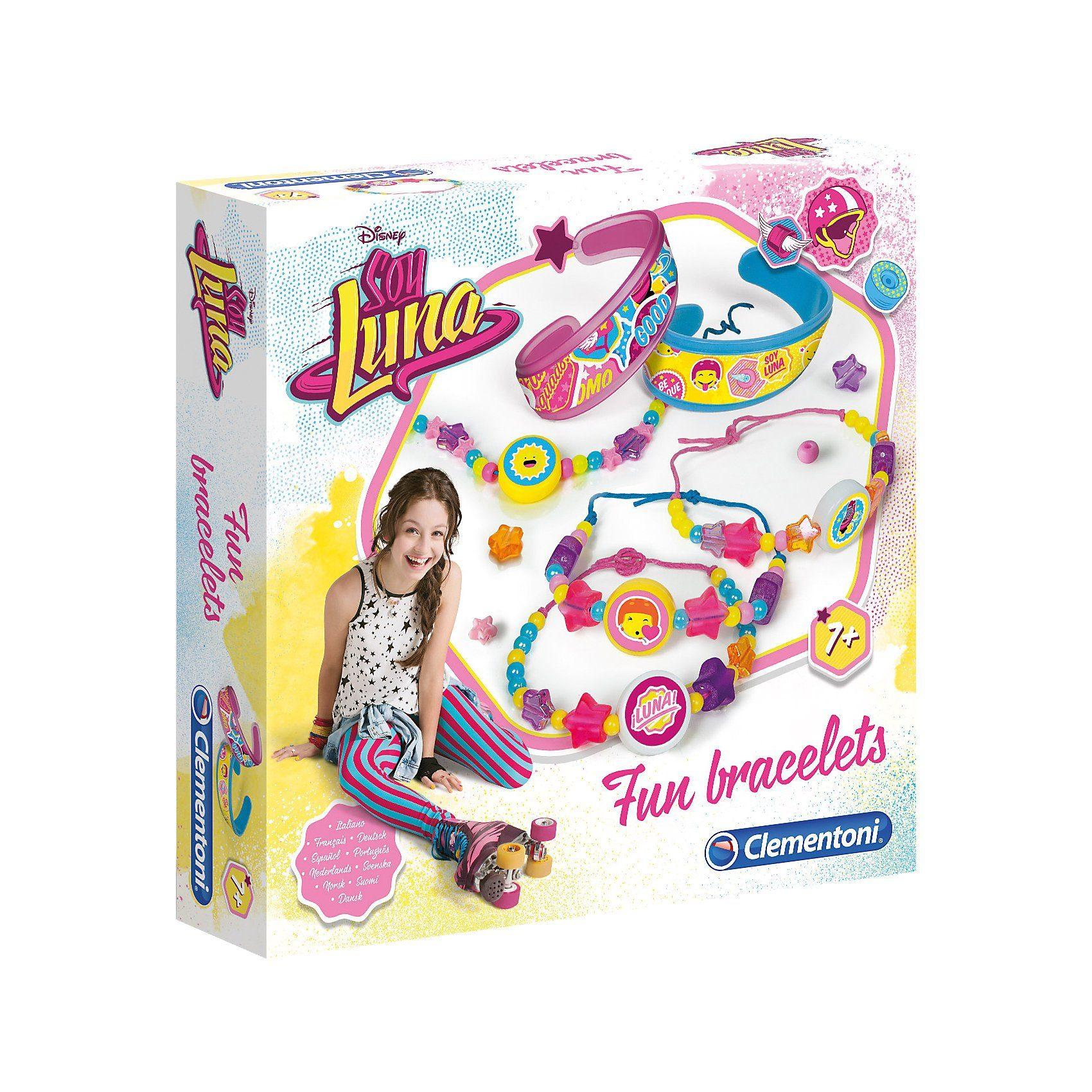 Clementoni® Fun Armbänder - Soy Luna