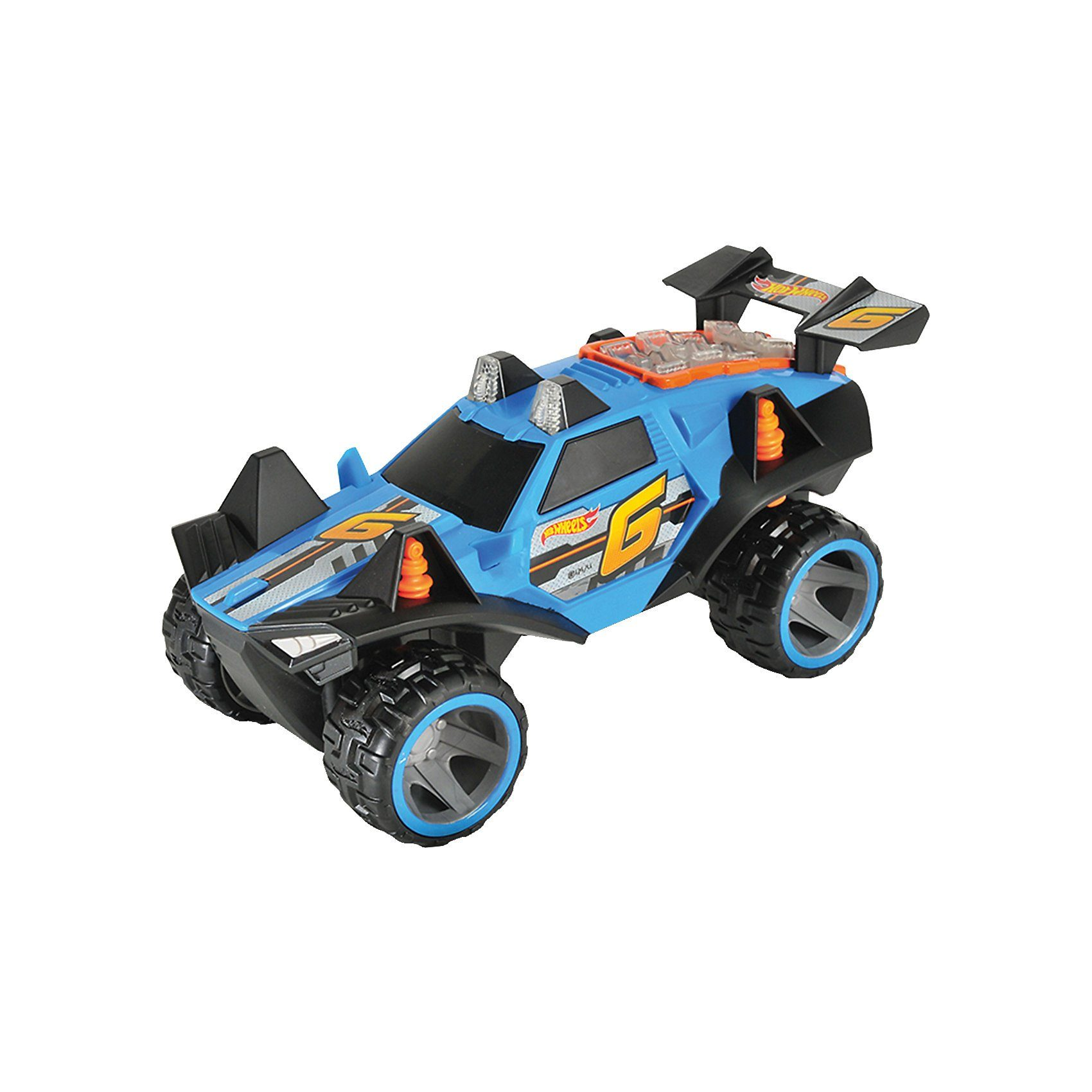 Happy People Hot Wheels Engine Power RC Quicksand