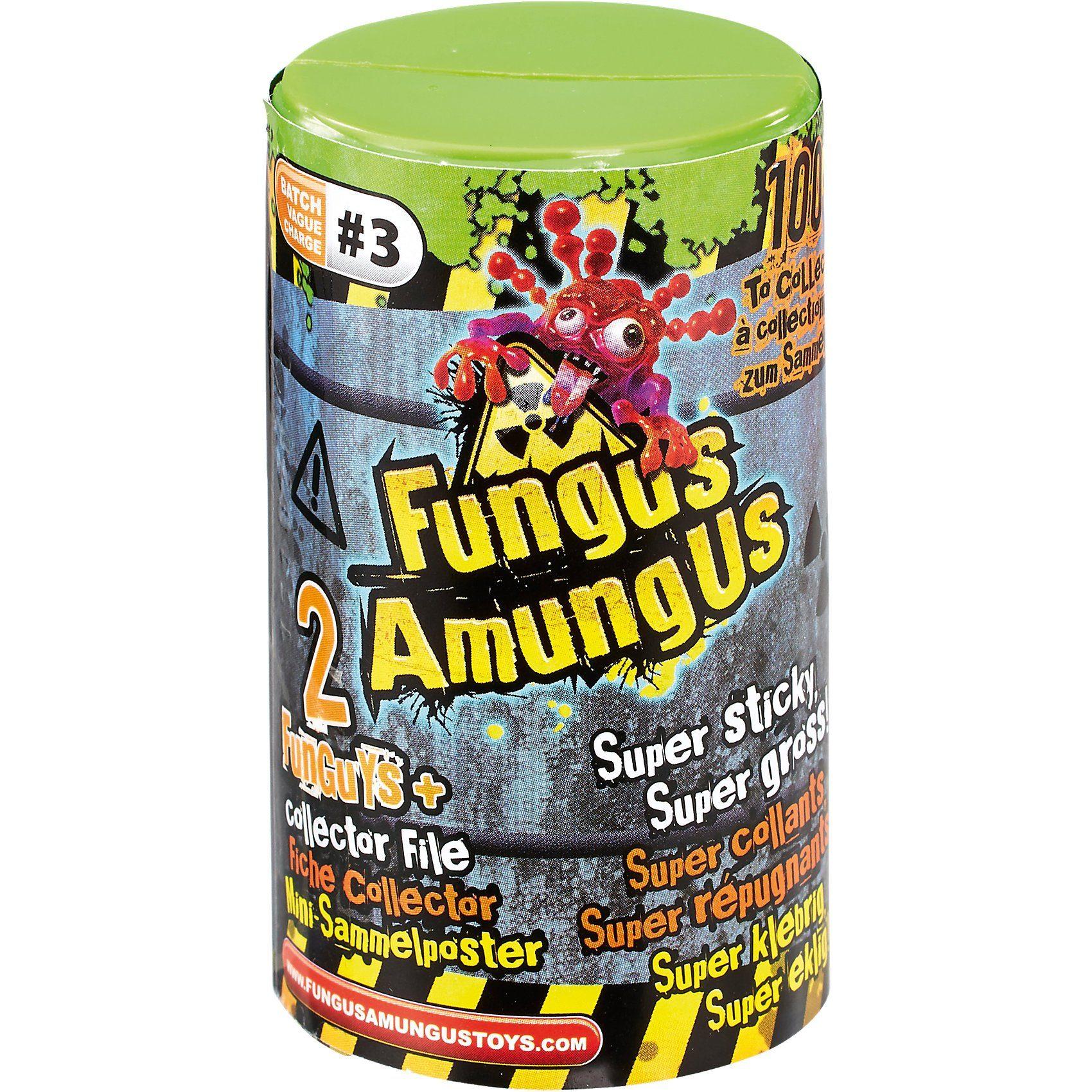 Vivid® Fungus Amungus Blind Bag Ekel Tonne (3. Welle)