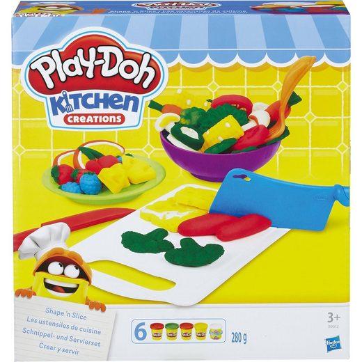 Hasbro Play-Doh Kitchen Schnippel- und Servierset