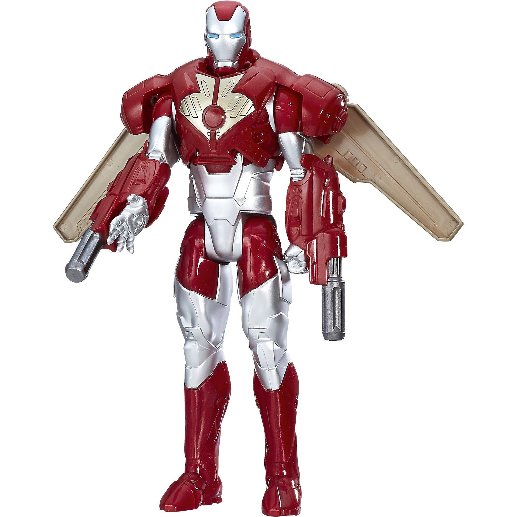 Hasbro Avengers Titan Hero Iron Man Power-Up