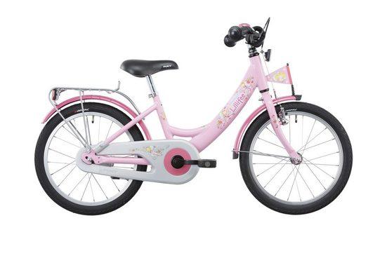 "Puky Kinderrad »ZL 18-1 Fahrrad Alu 18"" Kinder«"
