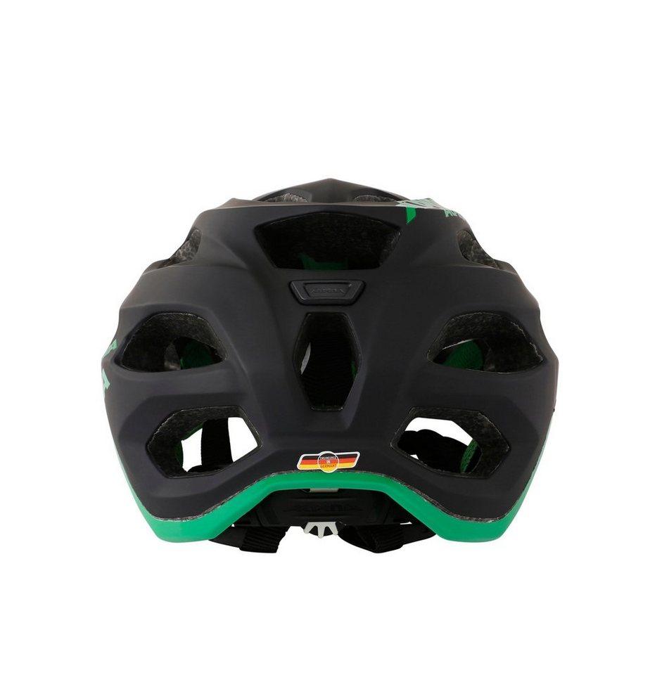Alpina Fahrradhelm »Carapax Helm« in schwarz