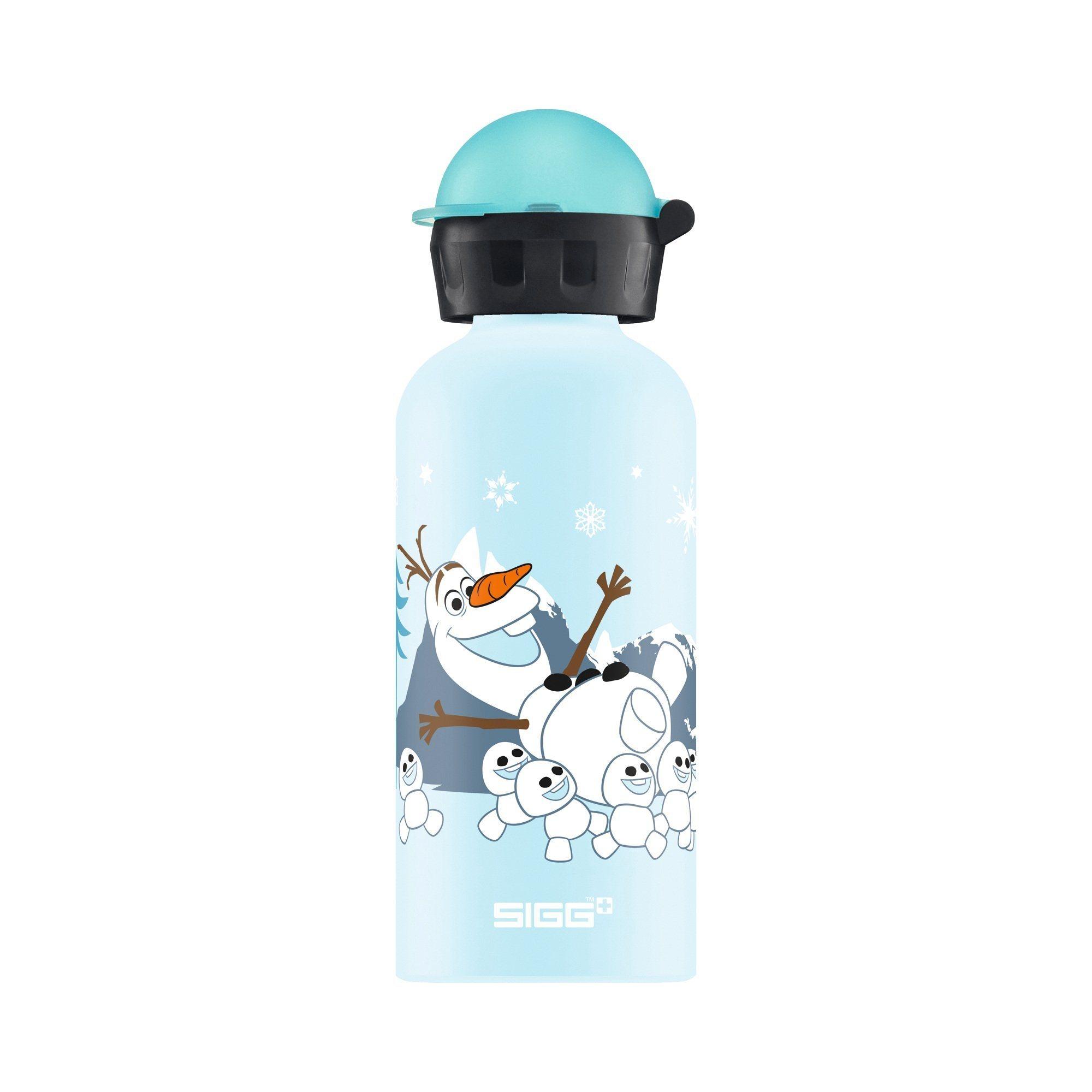 SIGG Alu-Trinkflasche Olaf 0,4 l