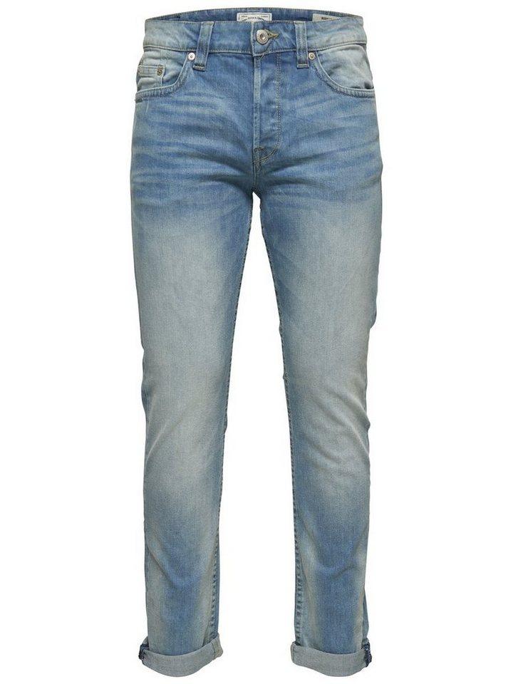 ONLY & SONS Weft blue Regular fit Jeans in Light Blue Denim