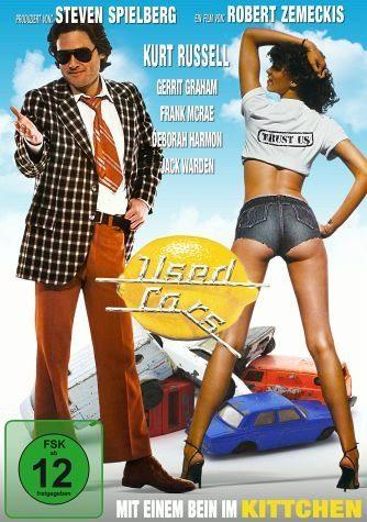 DVD »Mit einem Bein im Kittchen (OmU)«