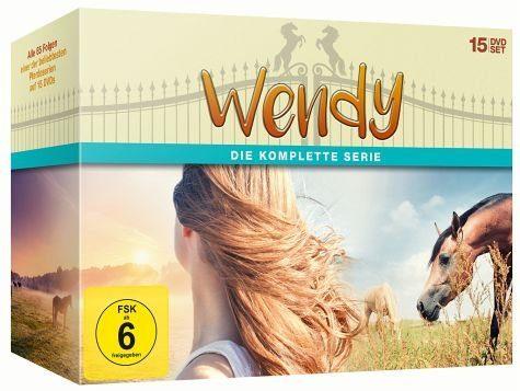 DVD »Wendy - Die komplette Serie (15 Discs)«
