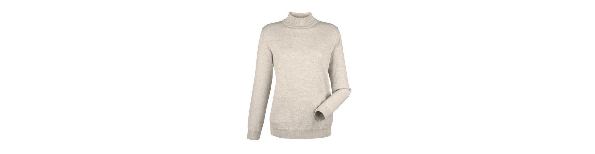 Am Billigsten Eastbay Günstigen Preis Mona Stehbund-Pullover mit Merino-Schurwolle Auslass Heißen Verkauf jdVUw2