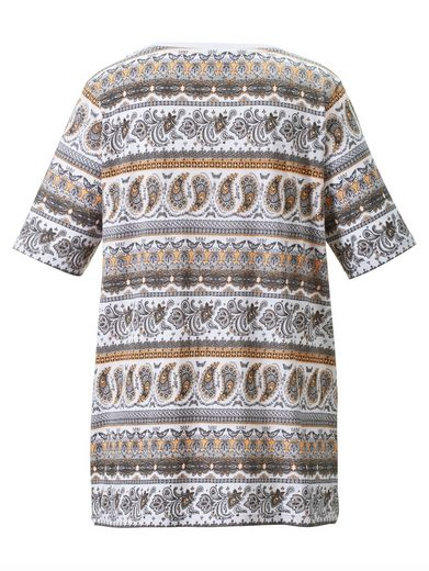 MIAMODA Longshirt aus reiner Baumwolle