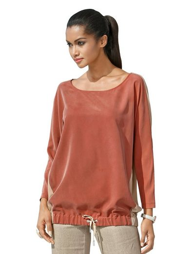 Alba Moda Shirt in Oversized-Form