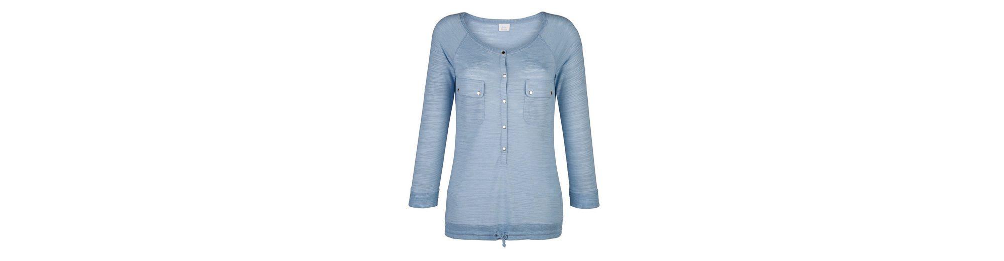 Größte Anbieter Günstig Online Alba Moda Shirt mit Knopfleiste Websites Online-Verkauf Auslass Sneakernews KNnwgrt30p