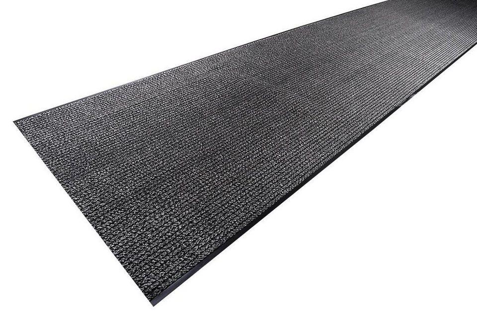Antirutschmatte Teppich Meterware : teppich ghana living line rechteckig h he 7 mm ~ Watch28wear.com Haus und Dekorationen