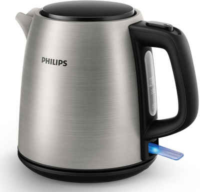 Philips Wasserkocher Daily Collection HD9348/10, 1 l, 2000 W