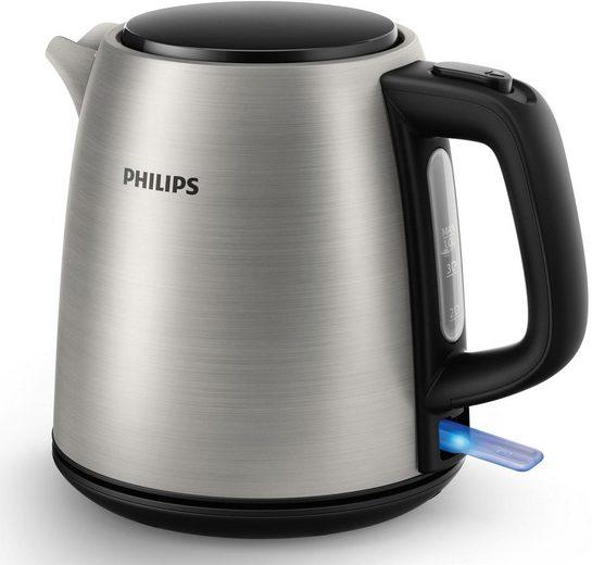 Philips Wasserkocher HD9348/10, 1 l, 2000 W