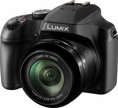 Lumix Panasonic »DC-FZ82EG-K« Bridge-Kamera (LUMIX DC VARIO, 18,1 MP, 60x opt. Zoom, Gesichtserkennung, Panorama-Modus)
