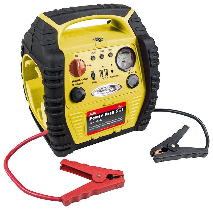 APA Batterieladegerät »Power Pack 5 in 1«