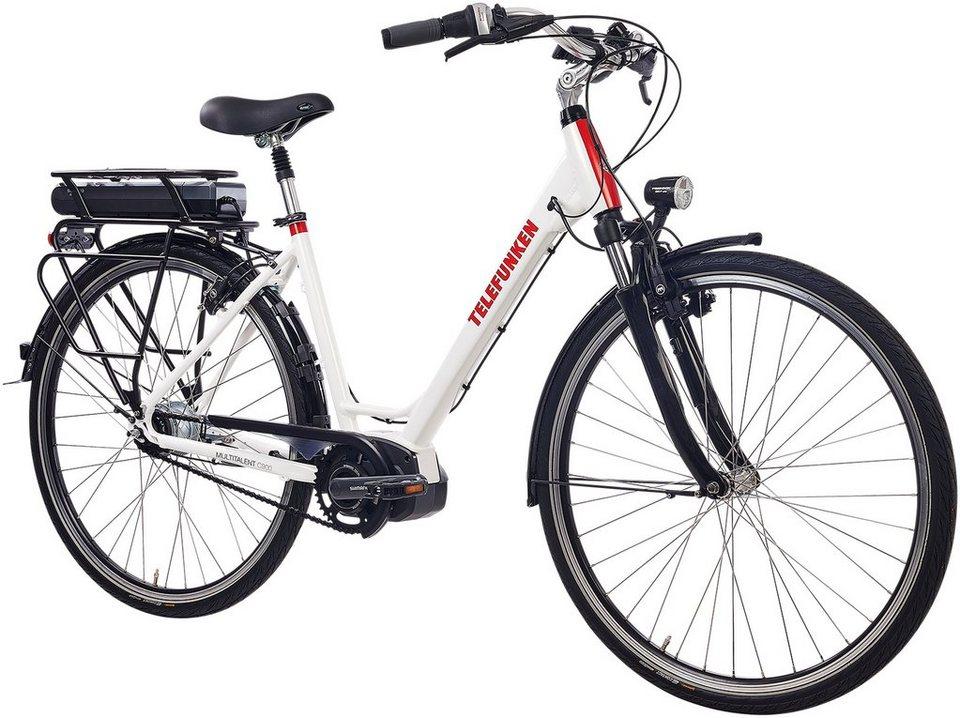 telefunken e bike multitalent c900 8 gang shimano nexus. Black Bedroom Furniture Sets. Home Design Ideas