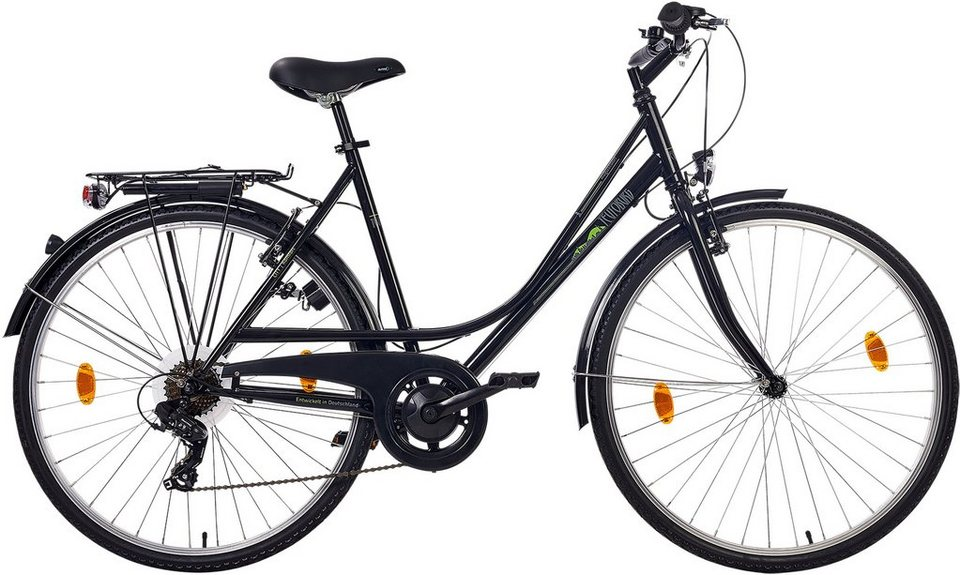 teutoburg citybike damen 28 zoll 7 gang shimano tx 35. Black Bedroom Furniture Sets. Home Design Ideas
