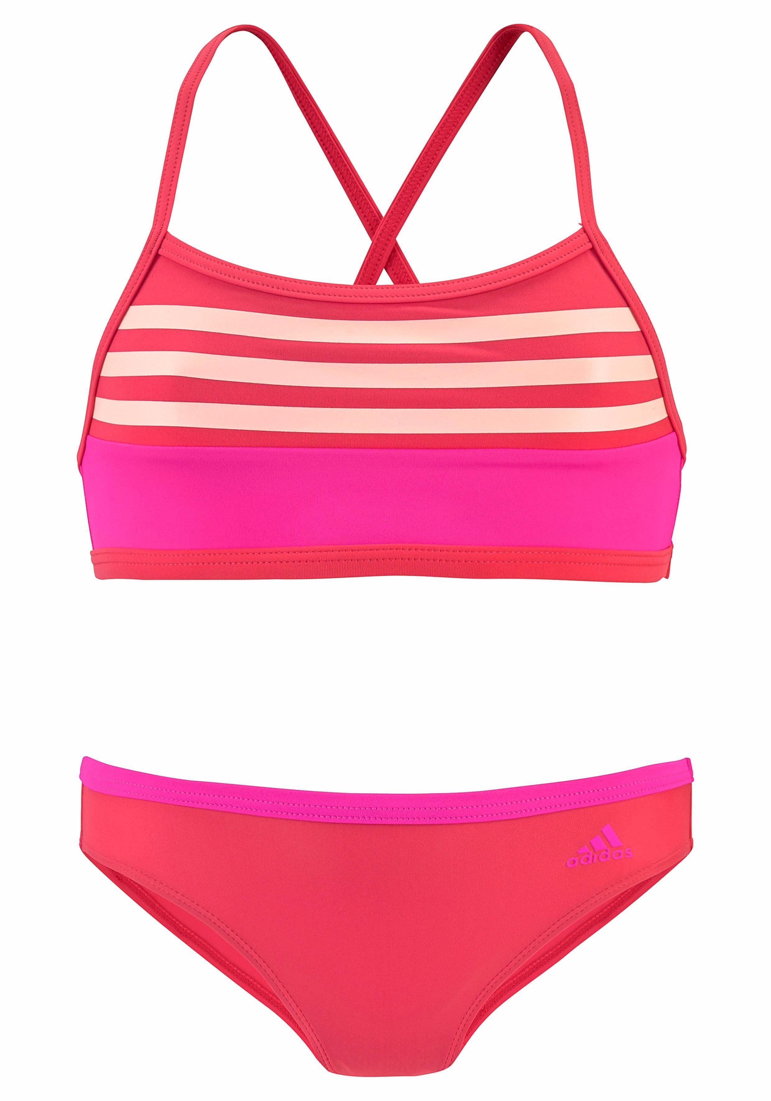 bustier bikini adidas