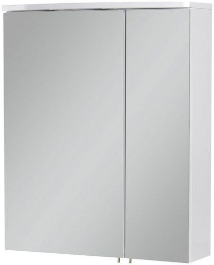 Schildmeyer spiegelschrank verona led breite 60 cm - W schildmeyer badmobel ...