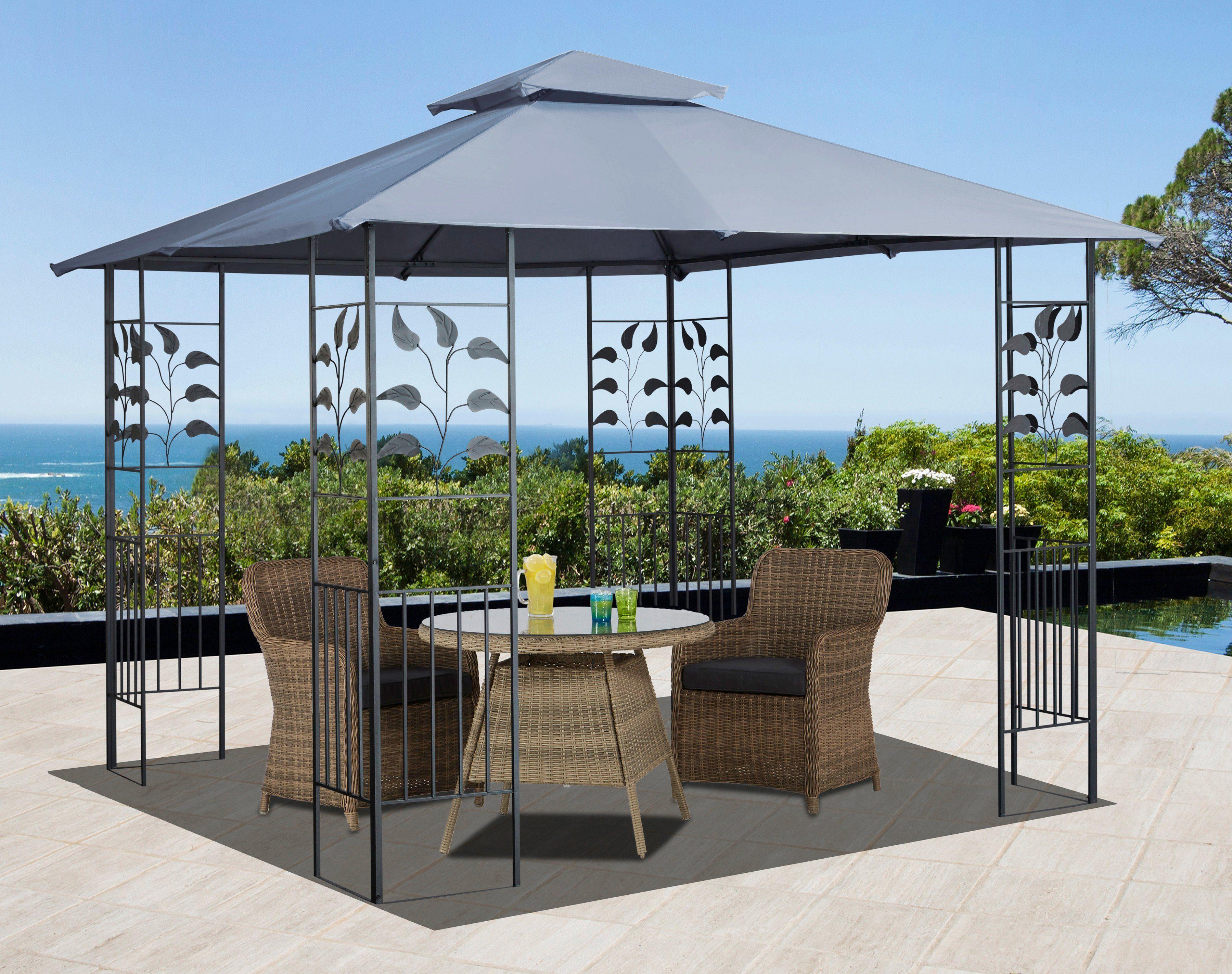 pavillon 8 eckig gm88 hitoiro. Black Bedroom Furniture Sets. Home Design Ideas