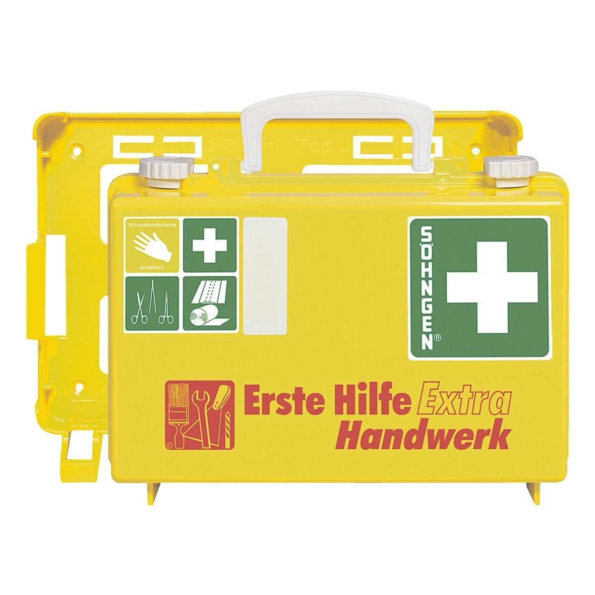 SOEHNGEN Erste Hilfe Koffer »extra HANDWERK QUICK-CD«
