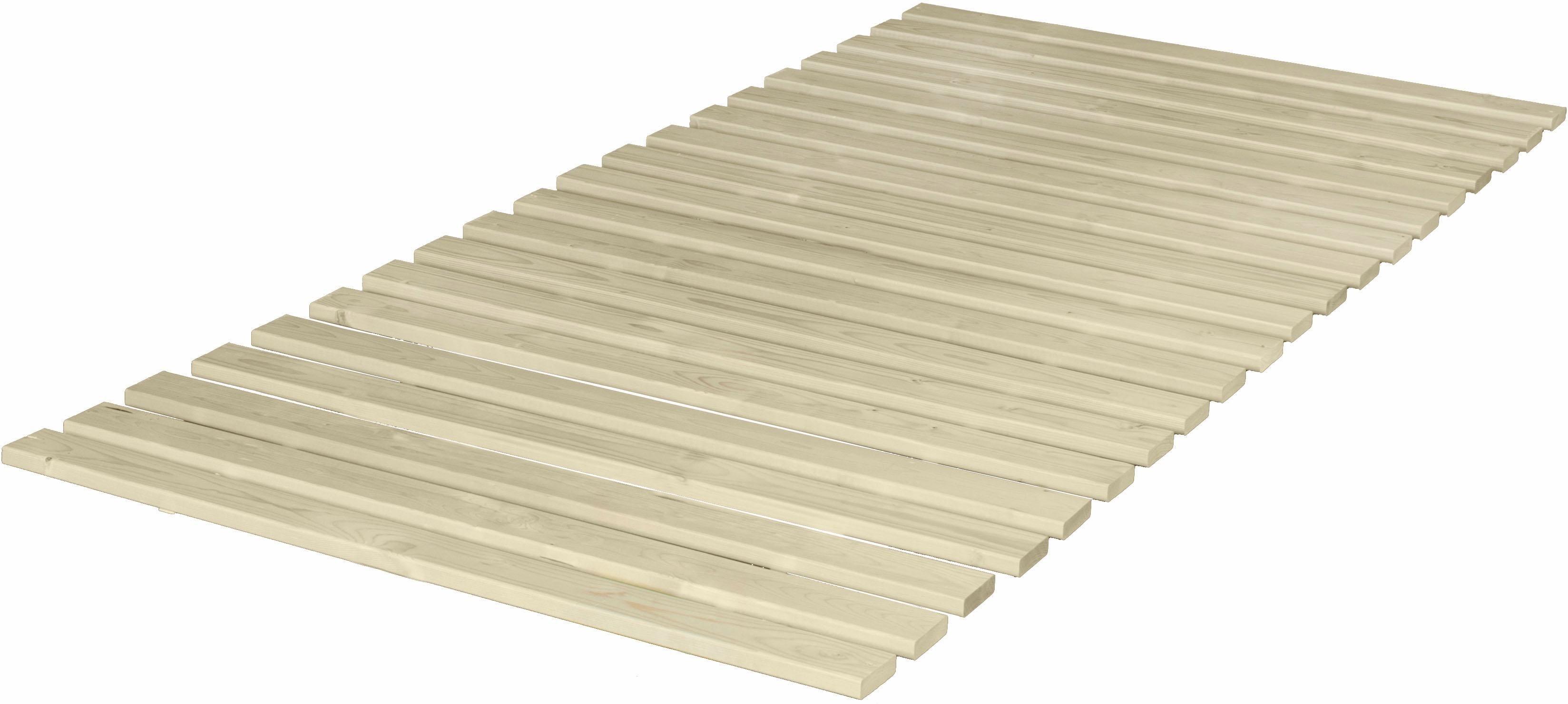 Rollrost, »Fichte«, Breckle, 20 Leisten, Kopfteil nicht verstellbar, (1-tlg) | Schlafzimmer > Lattenroste > Rollroste | Breckle