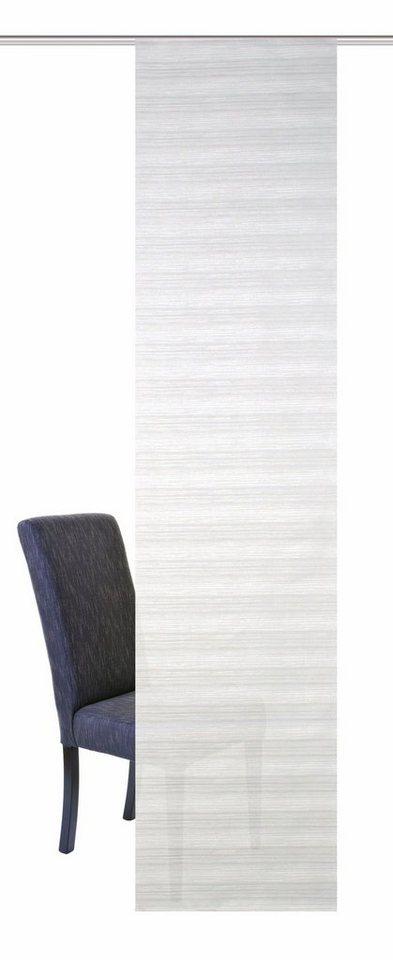 schiebegardine home wohnideen candia klettband 1 st ck ohne zubeh r online kaufen otto. Black Bedroom Furniture Sets. Home Design Ideas