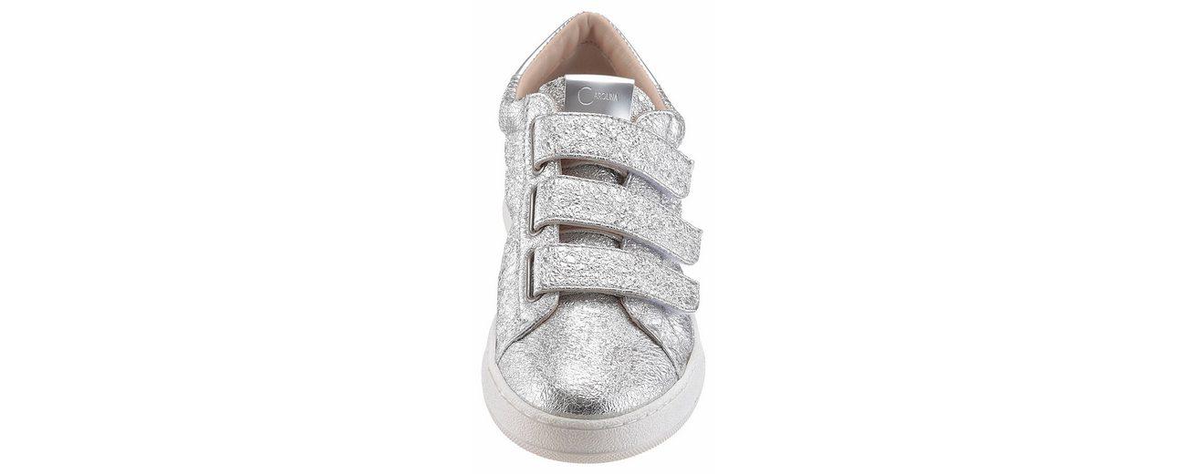 Donna Carolina Sneaker, im trendigen Metallic-Look
