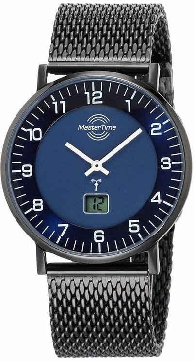 MASTER TIME Funkuhr »MTGS-10559-32M«, mit Langzeitbatterie