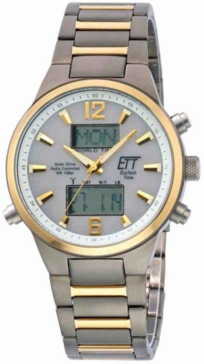 ETT Funkchronograph »EGT-11323-10M«