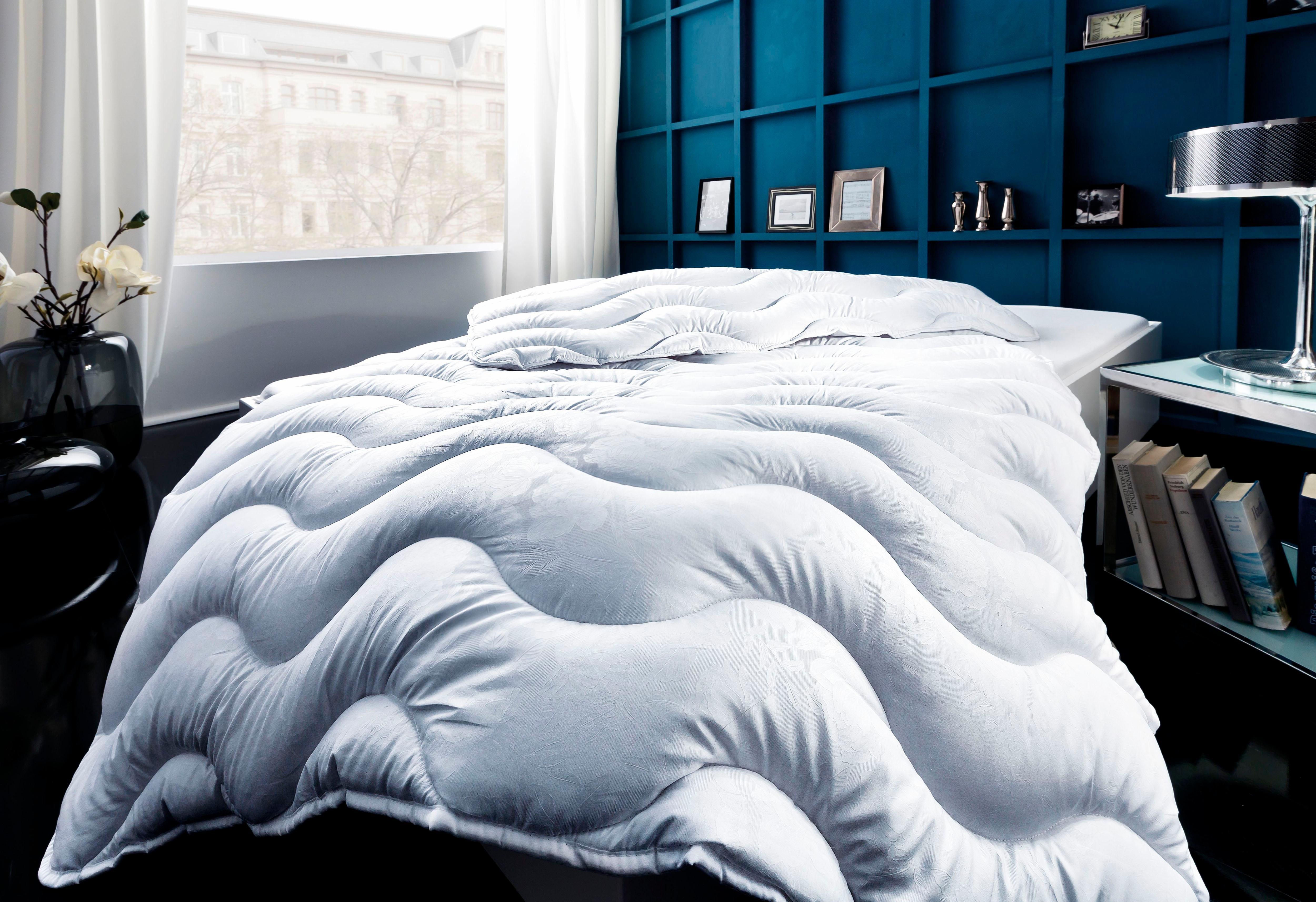 Kunstfaserbettdecke Vintage Dreams Kbt Bettwaren Warm 1 Tlg