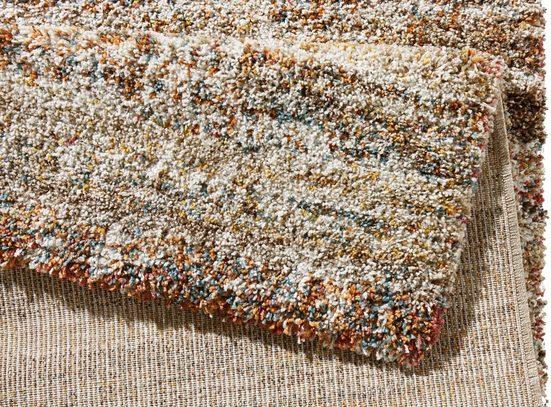 Hochflor-Teppich »Granite«  MINT RUGS  rechteckig  Höhe 25 mm