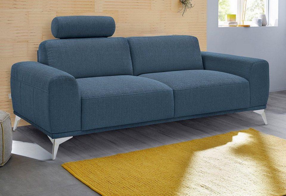 GMK Home & Living 2-Sitzer Sofa »Tea«, mit Kopfstütze online kaufen ...