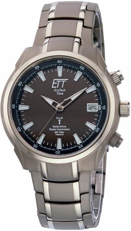 ETT Funkuhr »EGT-11340-61M« | Uhren > Funkuhren | ETT
