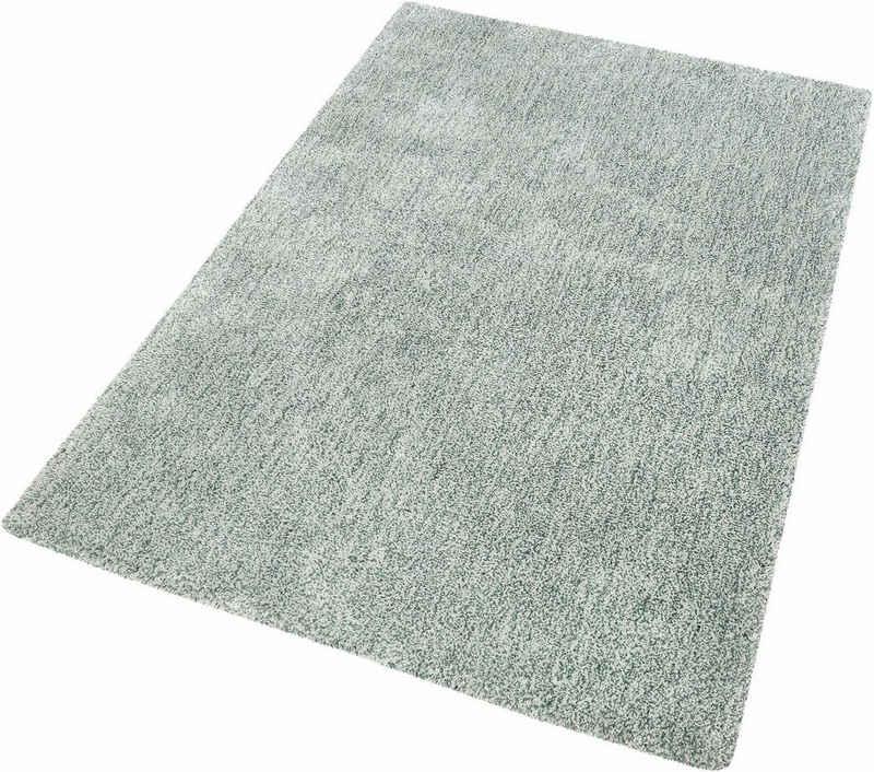Hochflor-Teppich »Relaxx«, Esprit, rechteckig, Höhe 25 mm, Wohnzimmer, große Farbauswahl