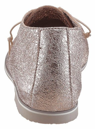 Donna Carolina Slipper, mit schönem Metallic-Schimmer