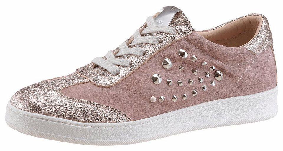 donna carolina sneaker mit trendigen nieten otto