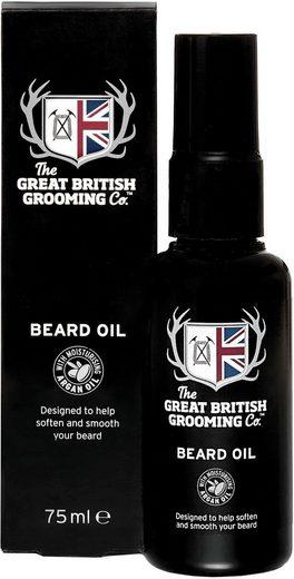 The Great British Grooming Co. Bartöl »Beard Oil«