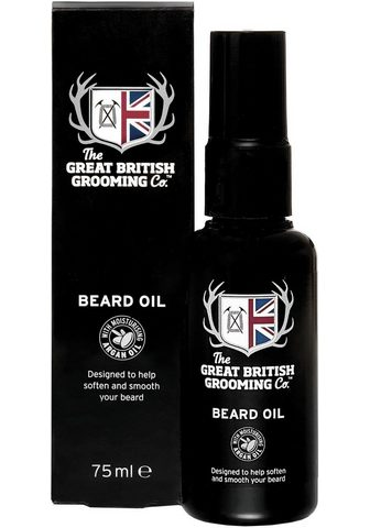 THE GREAT BRITISH GROOMING CO. Bartöl