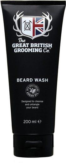 The Great British Grooming Co. Bartshampoo »Beard Wash«