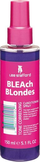 Lee Stafford Leave-in Pflege »Bleach Blondes Tone Correcting Spray«